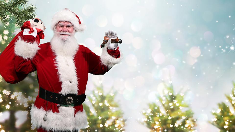 Au Royaume du père Noël