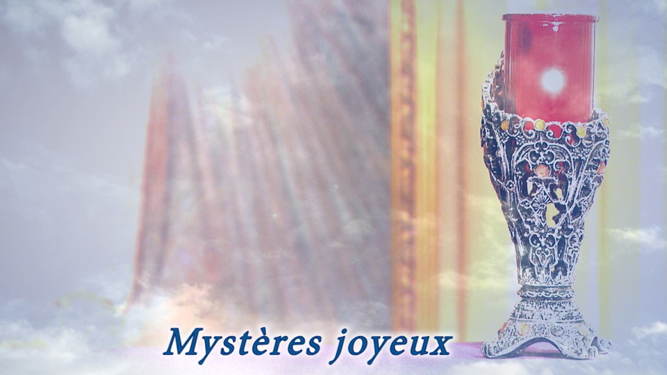 Le chapelet - Mystères Joyeux
