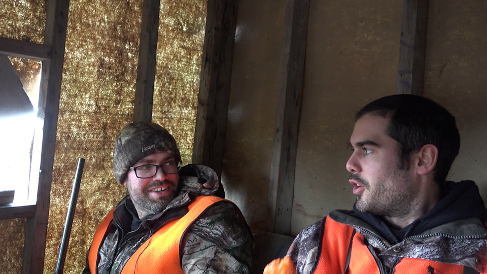 La chasse aux chevreuils