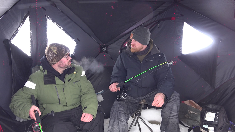 La pêche sur le fjord du Saguenay