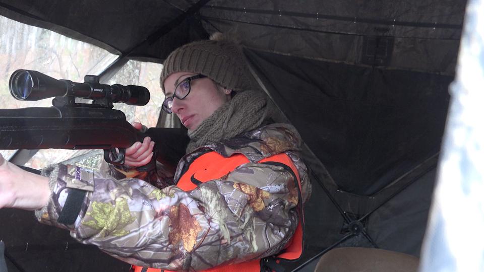 Suite de la chasse aux chevreuils
