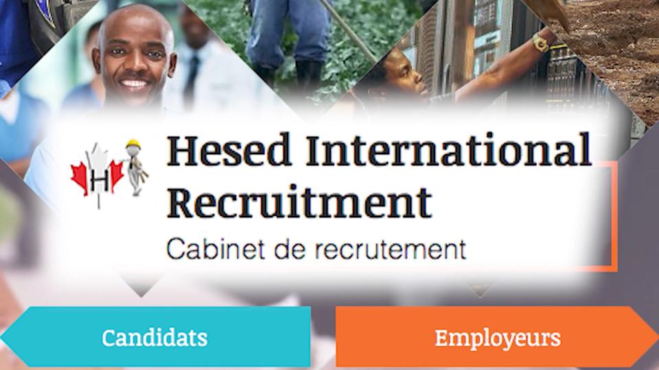 Hesed International-Cabinet de recrutement