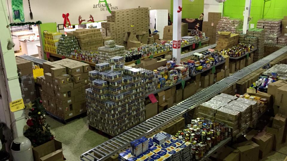Combattre la pauvreté grâce à la générosité