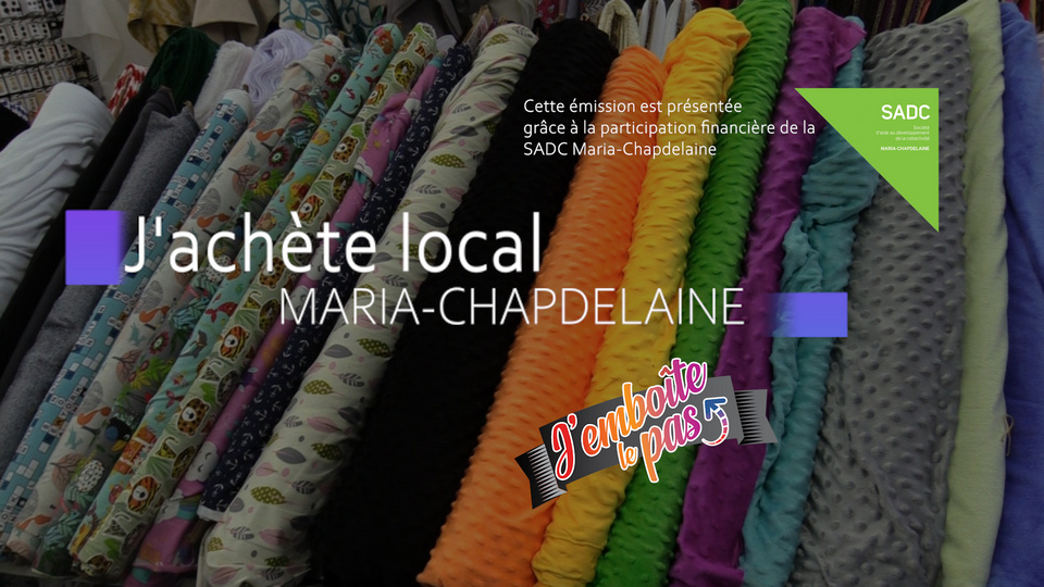 J'achète local Maria-Chapdelaine
