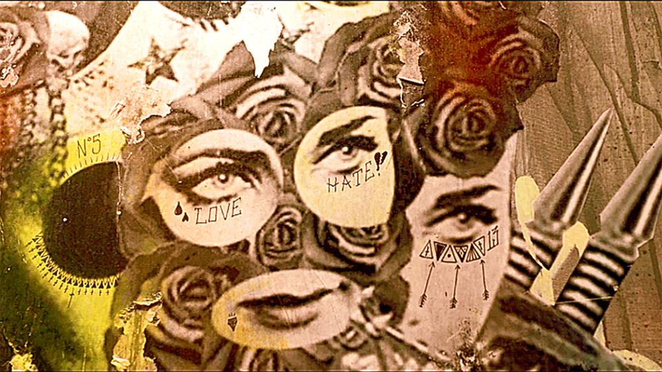 Stikki Peaches, anonymous urban artist