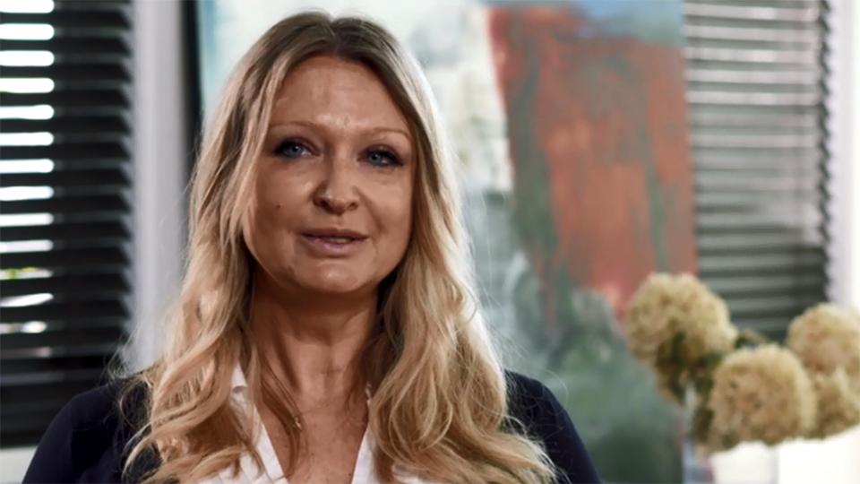 Irene Smirnova, senior texture artist