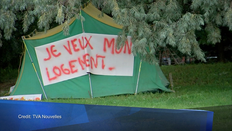 Homelessness in Montreal during COVID