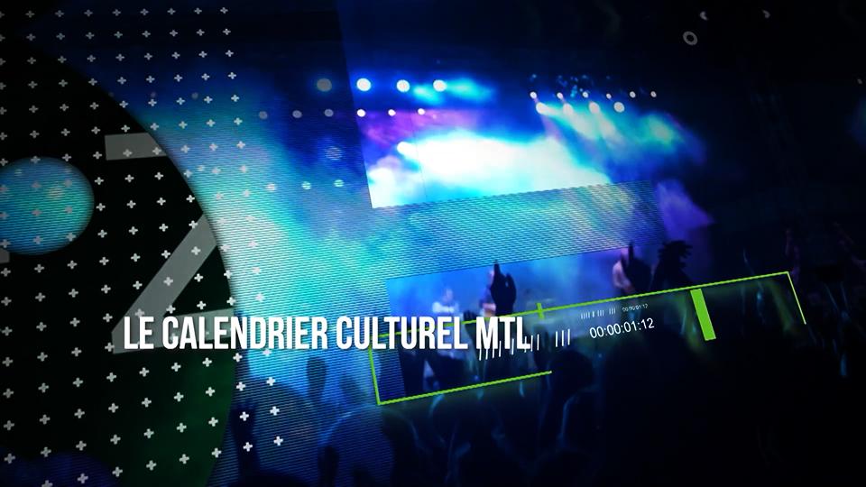 Calendrier LeZarts Montréal, épisode du 21 octobre