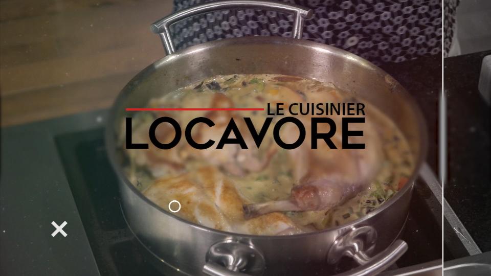 Le Cuisinier locavore