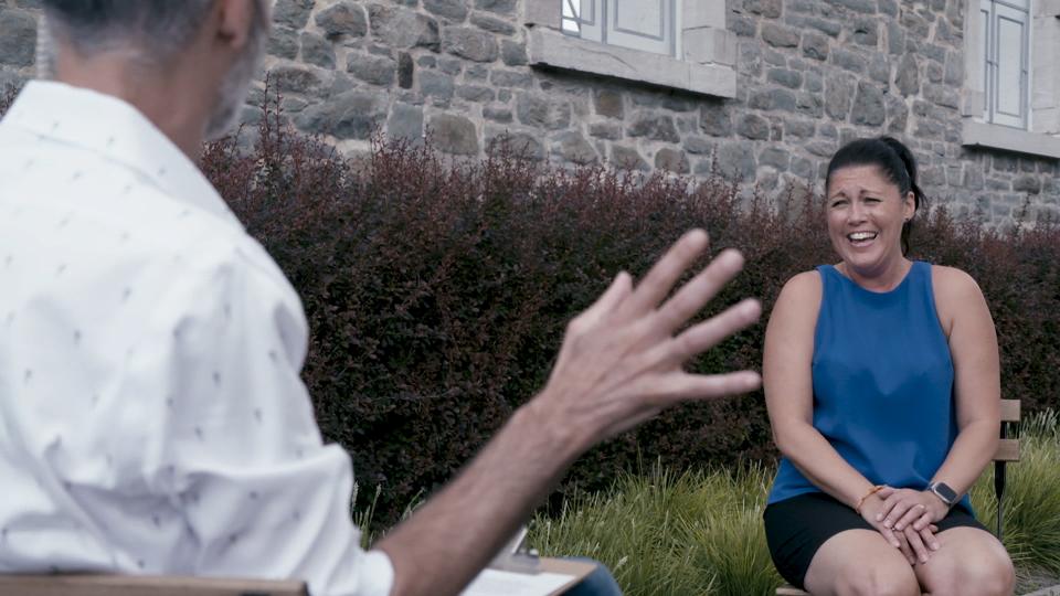 Rencontre avec Marie-Josée Savard, émission à2m