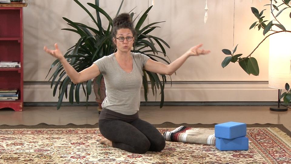 Assouplissement des jambes