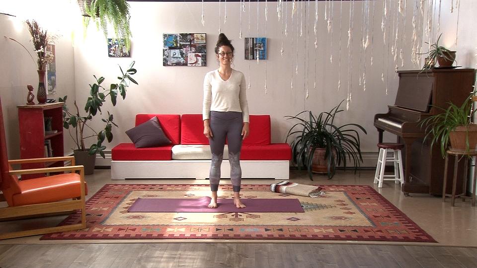 Yoga matinal