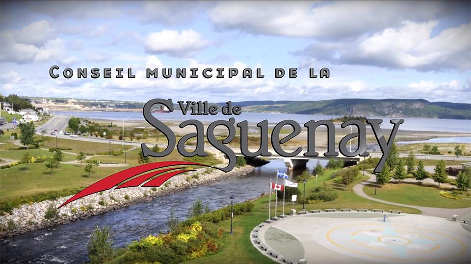 Conseil municipal de la ville de Saguenay