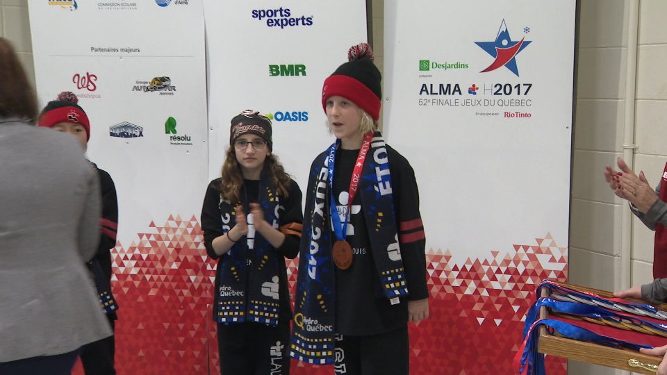La candidature de Dolbeau-Mistassini pour les Jeux