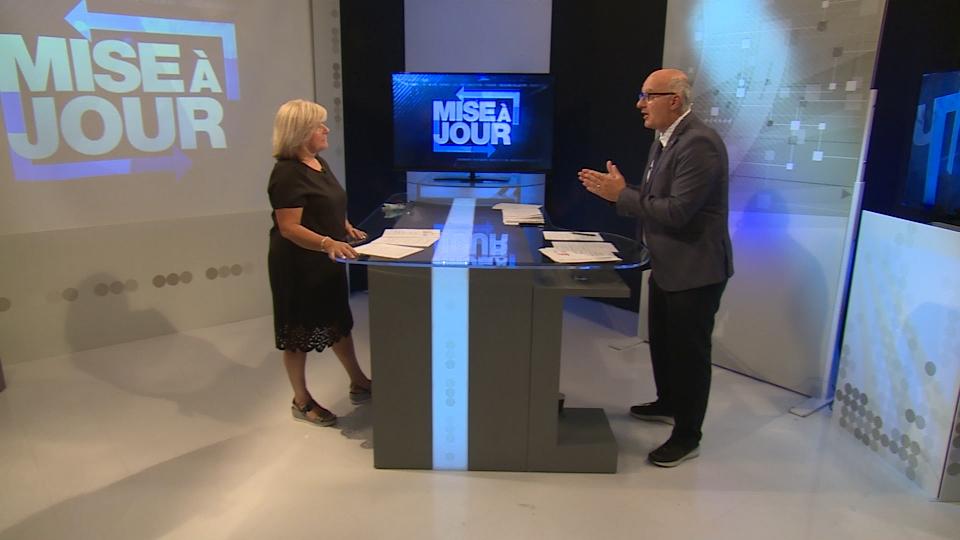 Candidats à la mairie de Saguenay