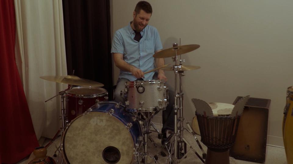 Percussions et batterie
