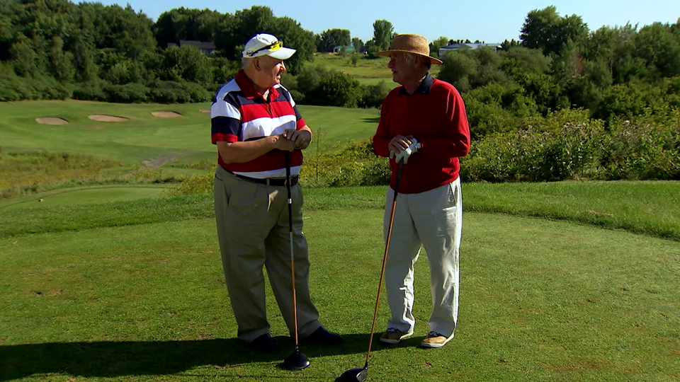 Le terrain de golf Link O'Loup de Louiseville