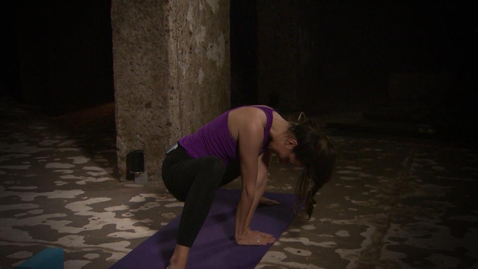 Yoga energisant