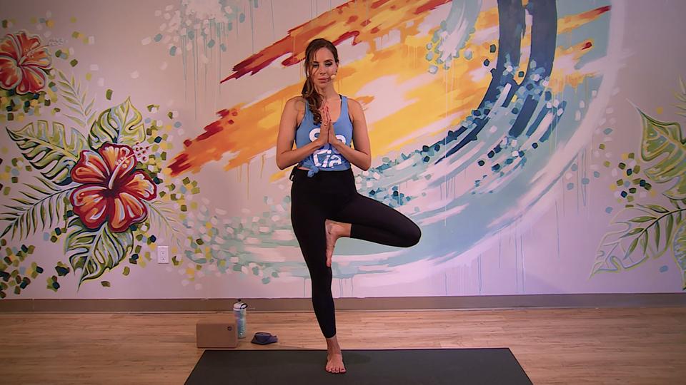 Yoga pour l'ouverture des hanches