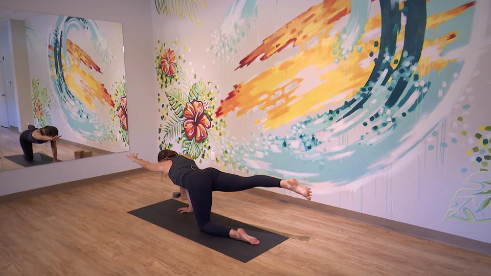 Yoga pour les abdominaux