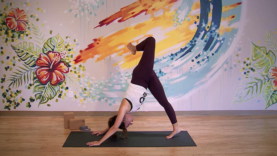 Yoga pour vous enraciner