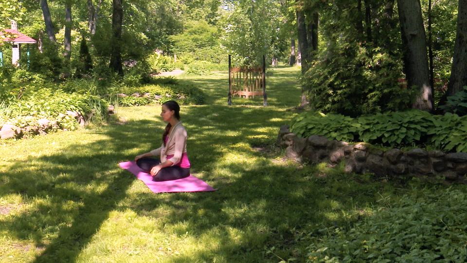 Yoga énergie féminine