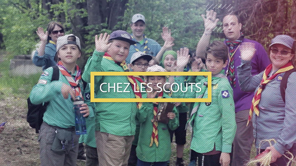 Chez les scouts