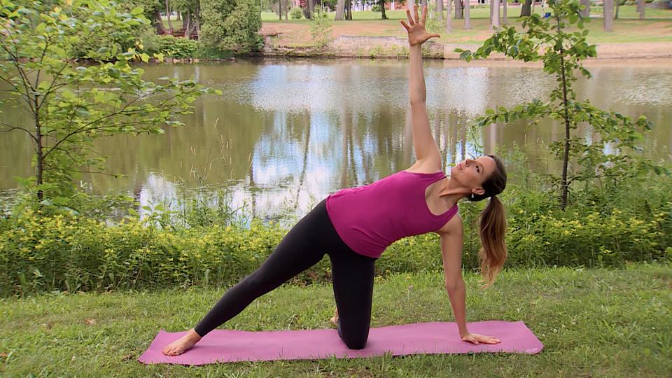 Yoga pour activer sa force intérieure