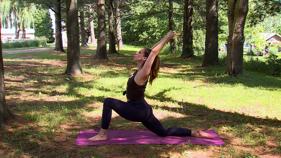 Yoga tout en douceur