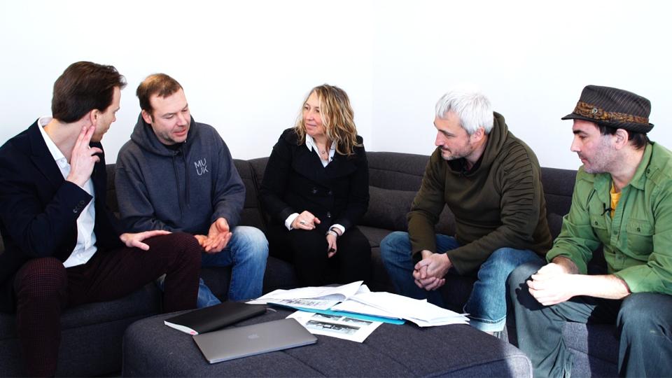 MUUK, Pêcheur de Mots et Artiste-Entrepreneure