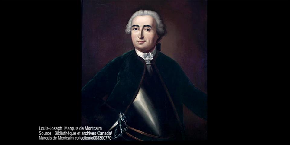 Louis-Joseph de Montcalm (1712-1759)