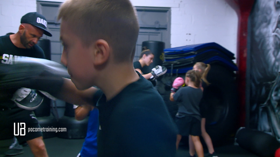Pacome training Center - Boxing and Kids