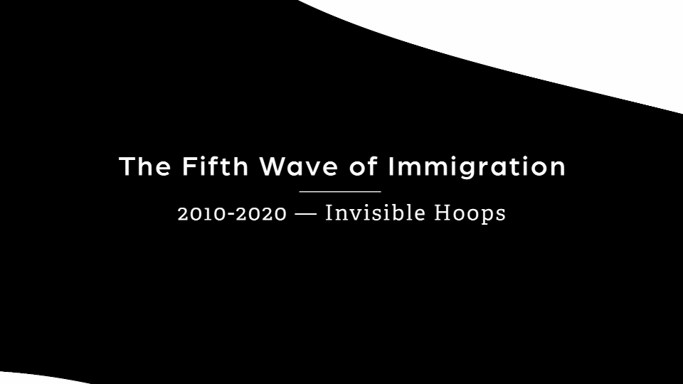The Fifth Wave, Invisible Hoops (2010-2020)