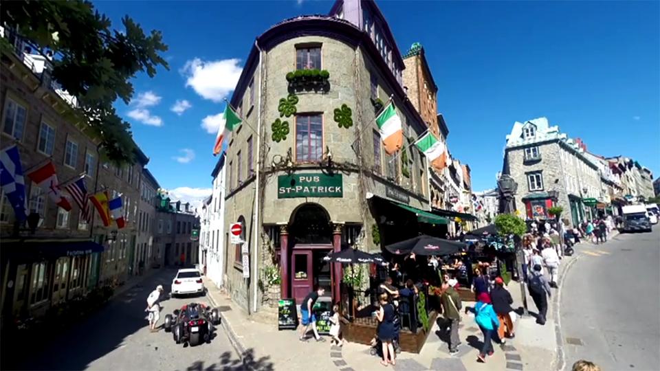 La rue Couillard