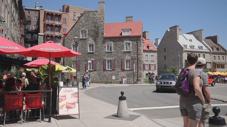 Le quartier Petit Champlain