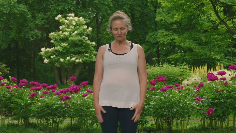 Yoga pour le kayak de lac