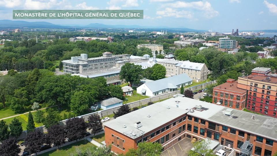 Monastère de l'Hôpital général de Québec