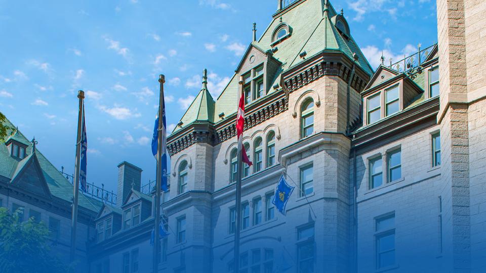 Conseil municipal de la Ville de Québec