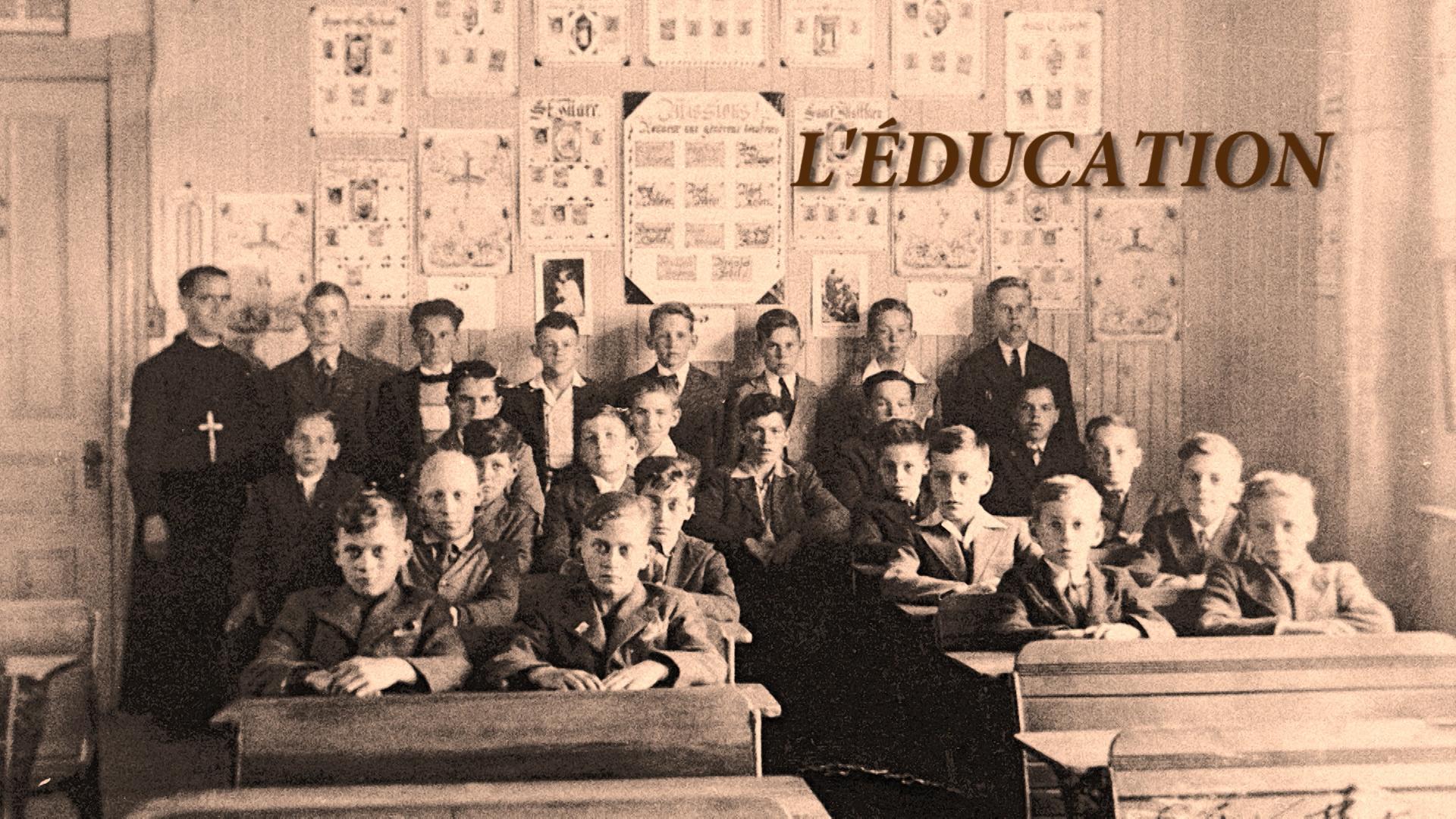 L'éducation au Témiscouata