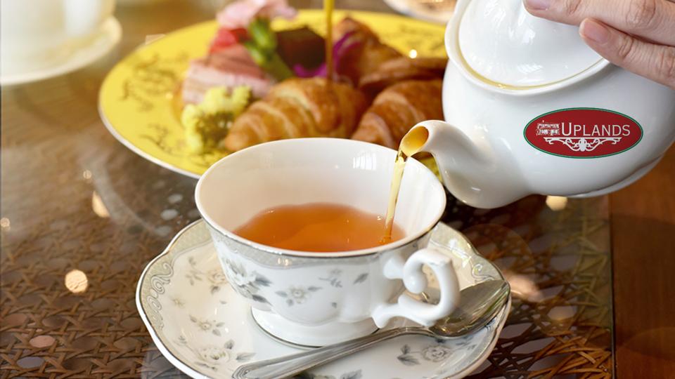 Tea Time at Uplands