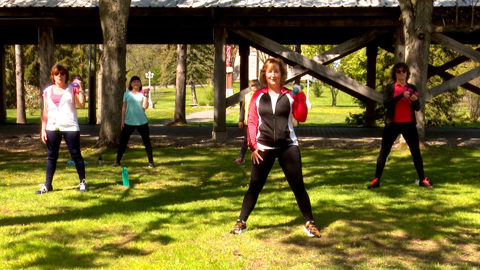 Actif et informé avec Céline