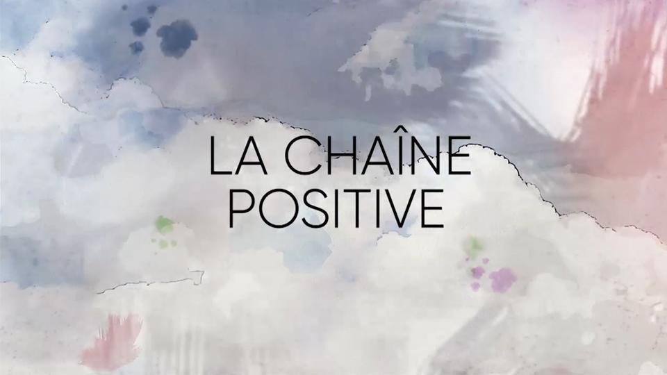 La Chaîne positive - Cap-de-la-Madeleine