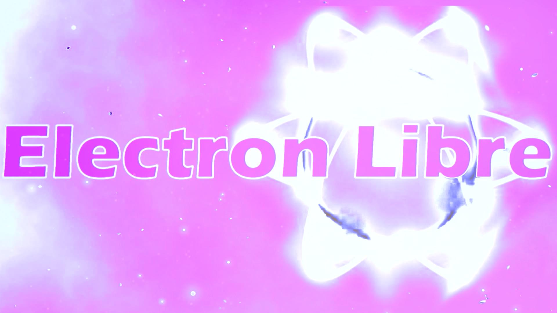 Électrons libres