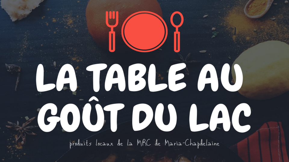 La Table au goût du Lac