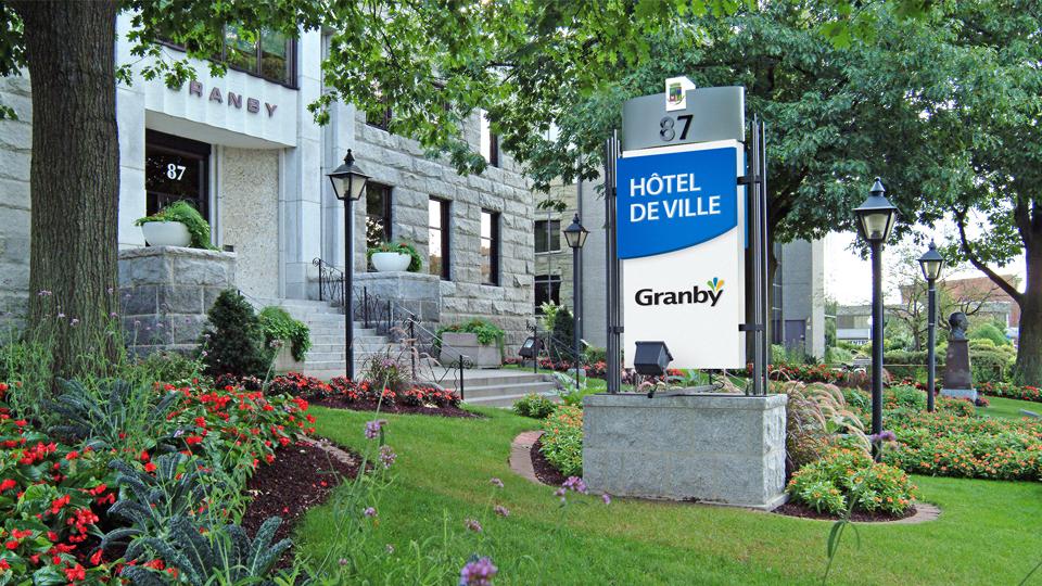 Le conseil de ville de Granby
