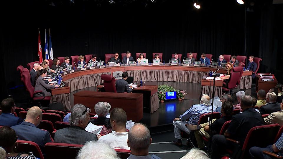 Conseil de ville de Gatineau