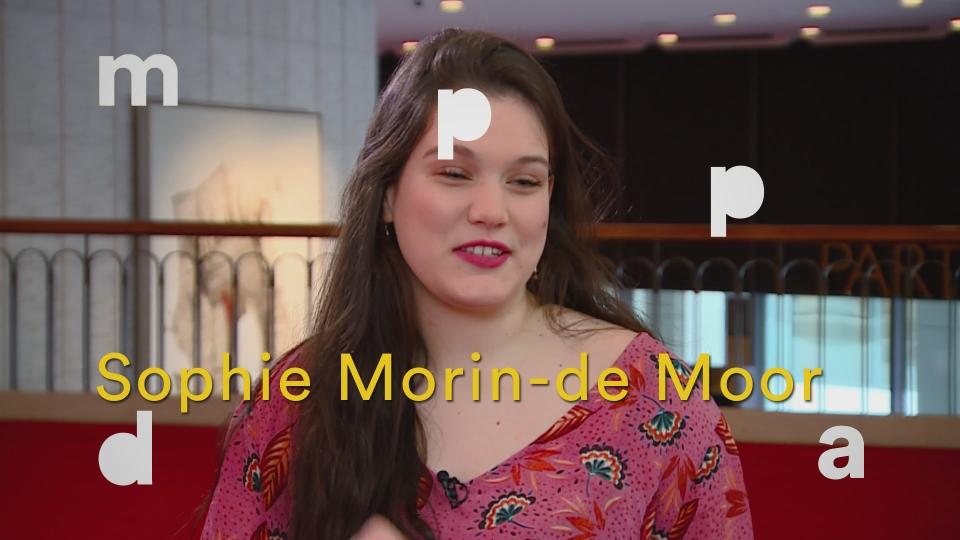 Sophie Morin-de Moor - (INT)  - Sherbrooke