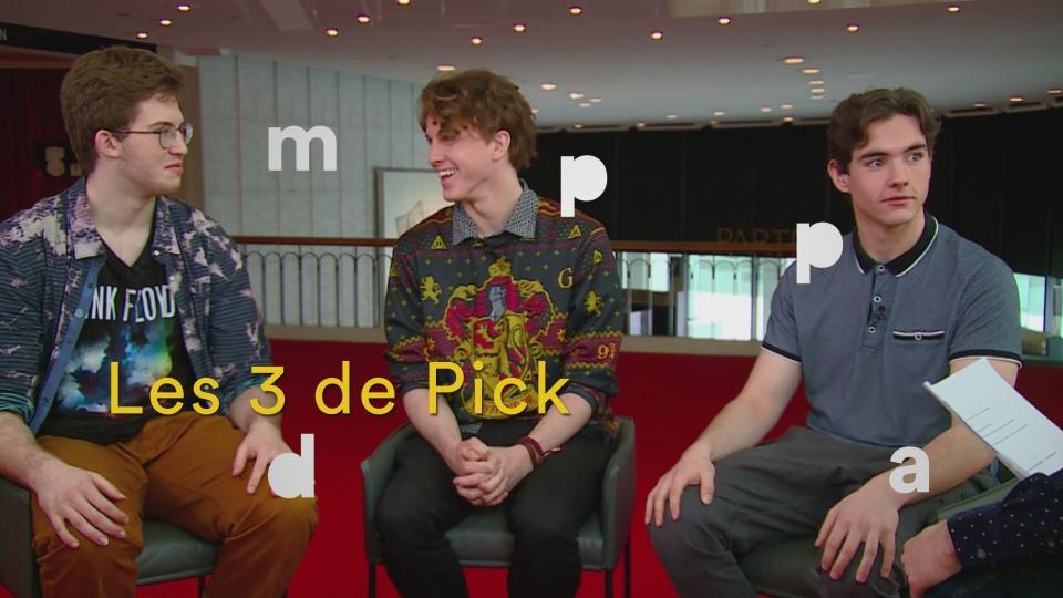 Les 3 de Pick - (GP) - Gatineau