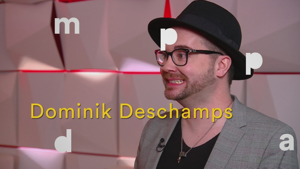 Dominik Deschamps - (INT) - Dégelis
