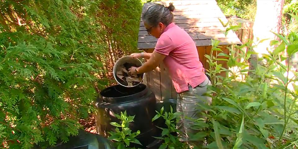 Zéro déchet et compost domestique
